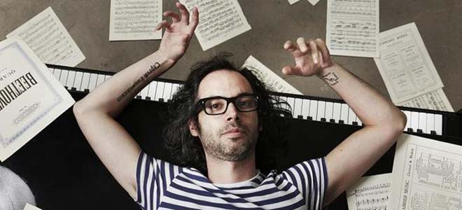 Inside Tracks, The Mix Tape: James Rhodes