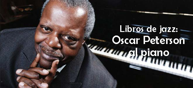 Oscar Peterson al piano