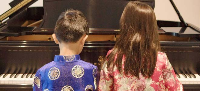 Steinway Junior Piano Competition