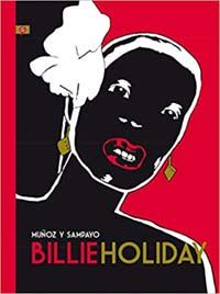 Cómic Billie Holiday