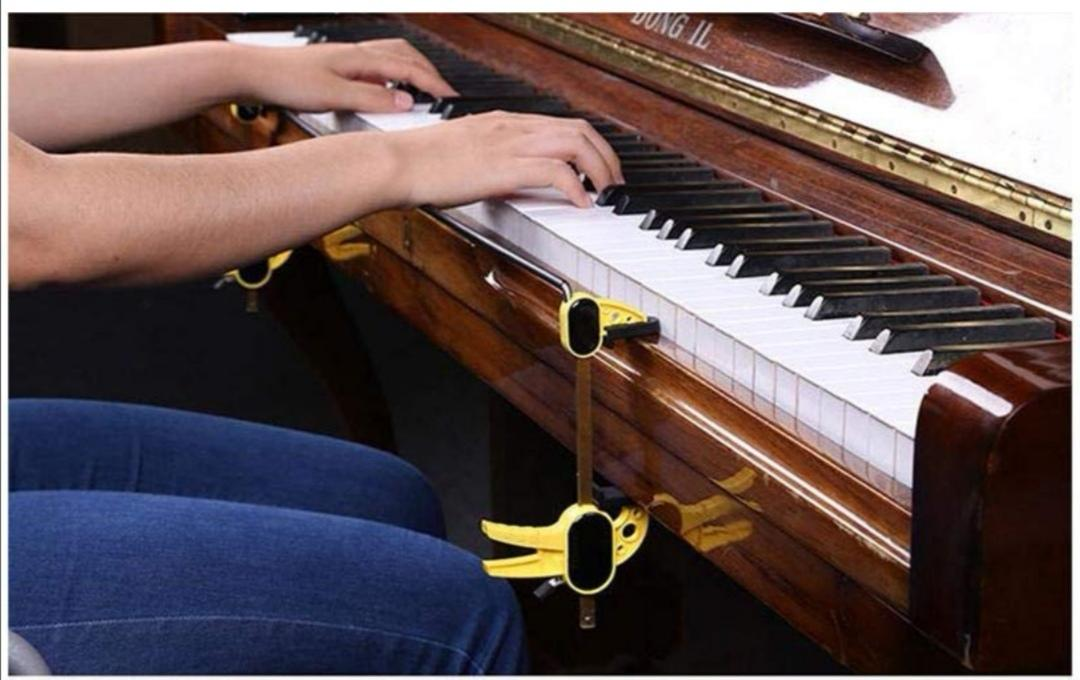 Fingers Support Training Brace, Piano Hand Corrector Finger Wrist Trainer Hand Corrector Gesture Corrector Tools For Beginners