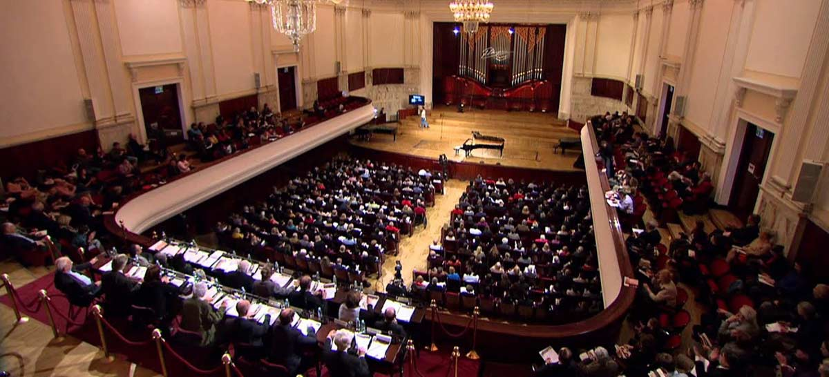 Chopin Piano Competition