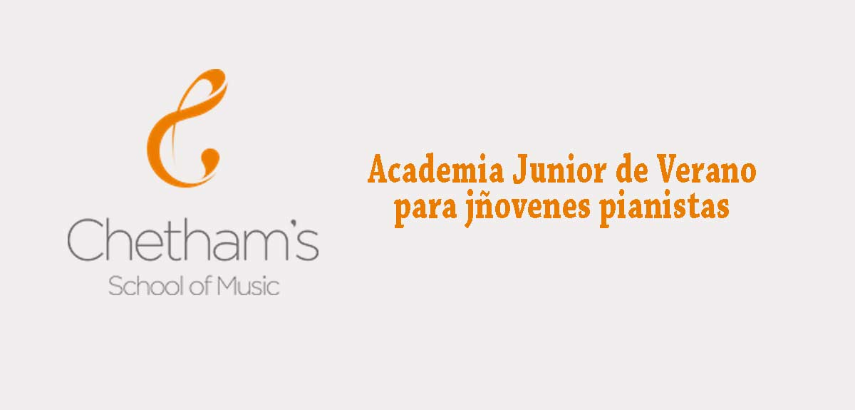 EscuelaJunior Chetam´s School of Music