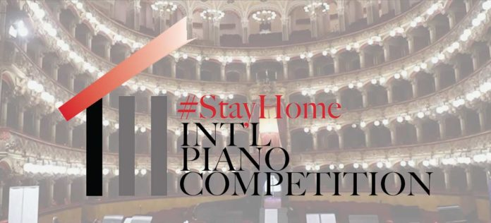 #StayHome International Piano Competition